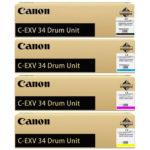 exv34-black-drum-unit-multipack